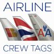 Airline Crewtags
